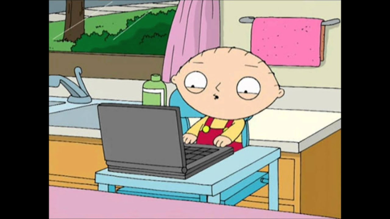 Oh My God No Way Stewie Reaction Video Youtube