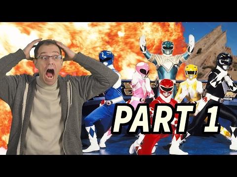 Power Rangers - A noob's review PART 1