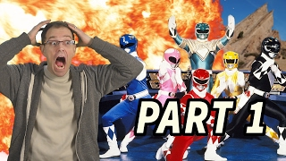Power Rangers - A noob's review PART 1