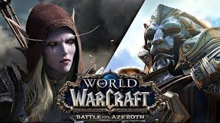 [World of Warcraft Battle for Azeroth][ Злобное торжество ]1080р60HD