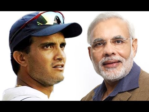 Narendra Modi offers BJP ticket to Sourav Ganguly