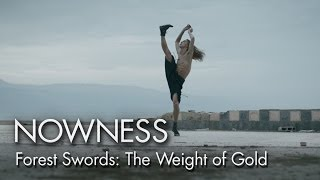 """Forest Swords: The Weight of Gold"" by Benjamin Millepied"