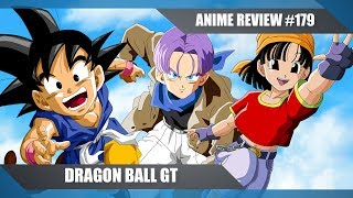 Dragon Ball GT Anime Review -Worst Anime Ever? With SSJGOSHIN4