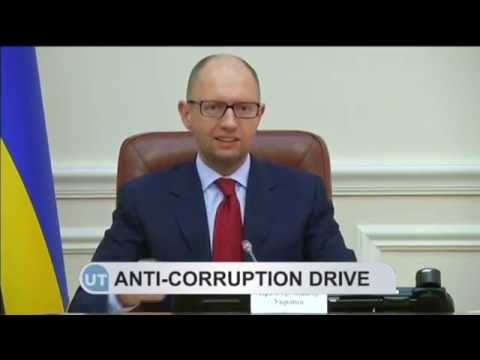 Ukraine Civil Servants to be Screened for Loyalty: PM Yatsenyuk confirms anti-corruption measures