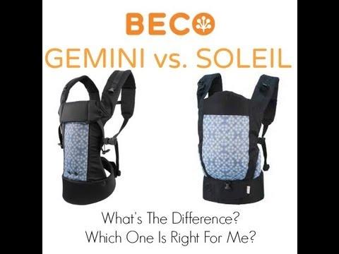 Beco Gemini vs Beco Soleil