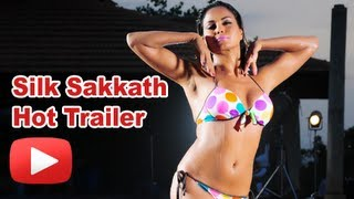 Silk Sakkath Hot - Hot Veena Malik Silk Sakkath Hot Movie Trailer Review And First Look Revealed
