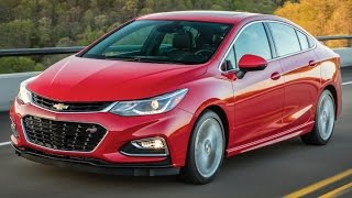 2016 Chevrolet Cruze Review-CONNECTED, EFFICIENT and BIGGER
