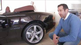 2003 Aston Martin DB7 Vantage Volante for sale with test drive, and walk through video