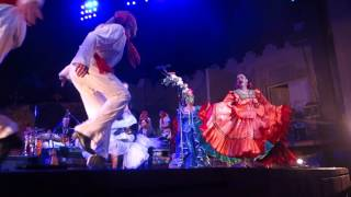 "Lila Downs ""El Relampago"" @  Ford Theatre L.A. 8-12-16"
