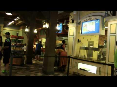 Disney's Port Orleans - Riverside 2013, Walt Disney World Resort