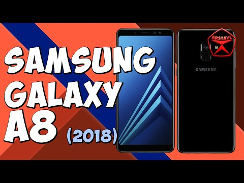 Samsung Galaxy A8 (2018). Дорогой. Собака. / Арстайл /