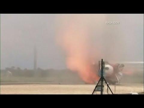Le véhicule de la NASA, Morpheus, s'écrase lors d'un vol test