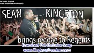 Watch Sean Kingston Say Yes video