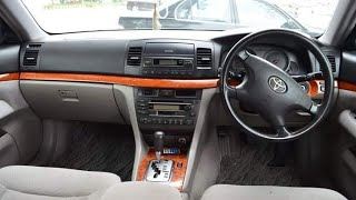 Toyota MARK 2 GRANDE - 2002 Review streaming