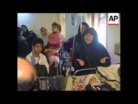 IRAQ: BAGHDAD: UN WEAPONS INSPECTORS CONTINUE SEARCH