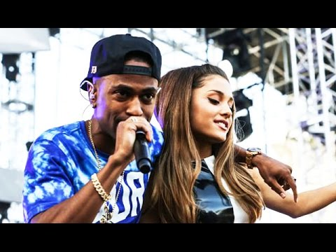 Ariana Grande & Big Sean Caught Making Out