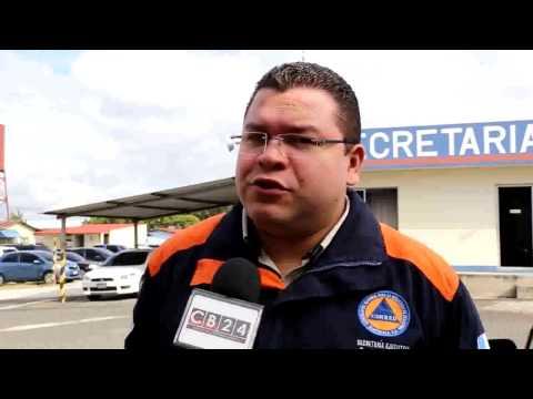 Autoridades guatemaltecas piden a población estar alerta por enjambre sísmico