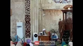 Guru Zainuddin Rais Pengajian Sabtu Pagi 29 April 2017