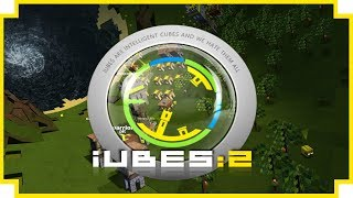 iUBES:2 - (Real Time Strategy God Game)