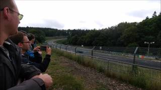 Nordschleife Touristenfahrt 02.07.2017 Almost Crash Spin Fail Golf