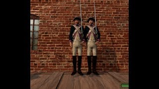 Prime & Load 1776   Erb Prinz Hessian Uniforms