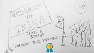 Nationalism in India - ep01 - BKP   Class 10 history   NCERT explanation / summary in hindi   CBSE