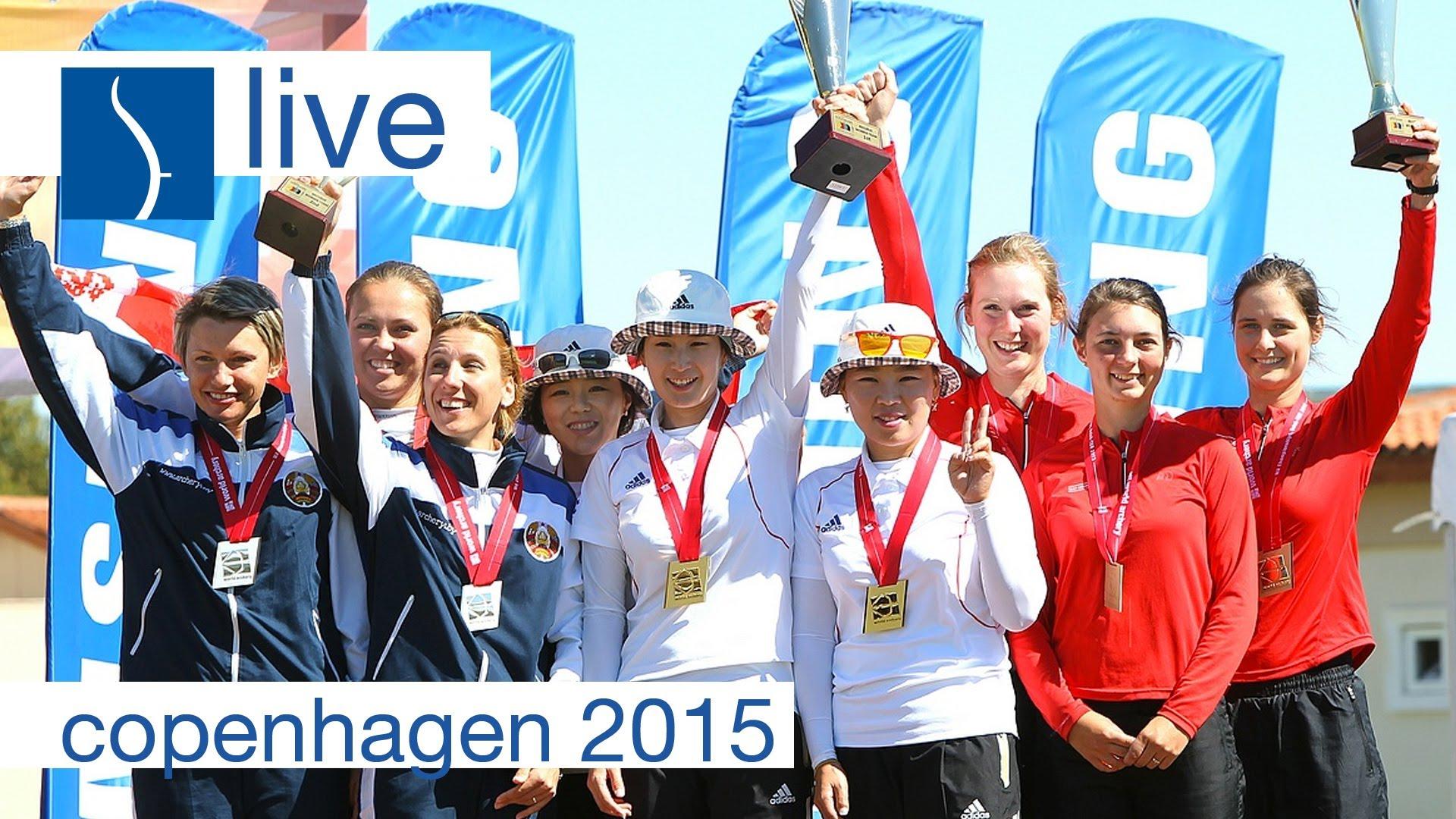 Live Session: Recurve Team Finals |Copenhagen 2015