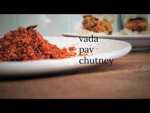 vada pav chutney|मुंबईची फेमस वडा पाव चटणी | Vada Pav Chutney Recipe| Chutney Recipe in Hindi