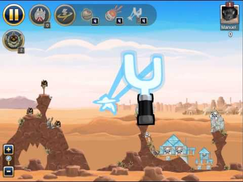 Angry Birds Star Wars Facebook: New Power-ups and Stuff