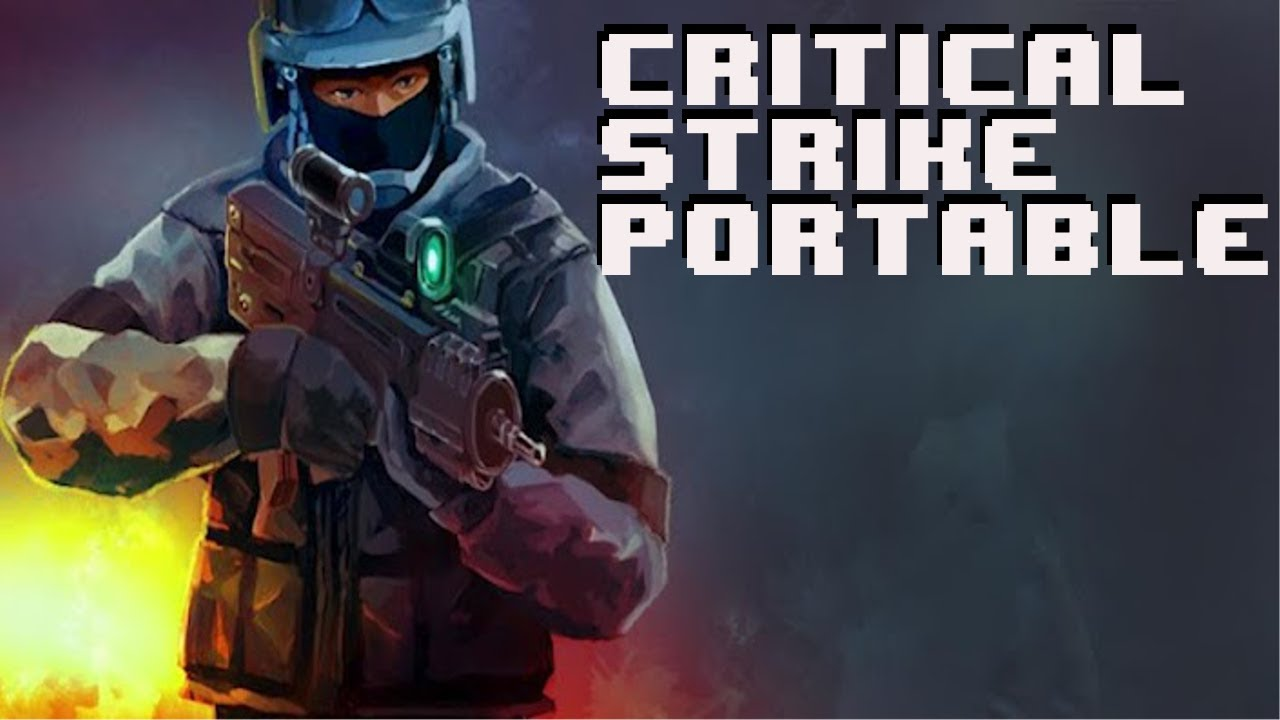 cs strike portable