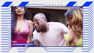 Wale - FIne Girl ft. Davido and Olamide (Video)