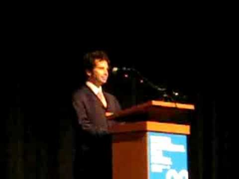 Charlie Kaufman introduces Synecdoche, New York at TIFF