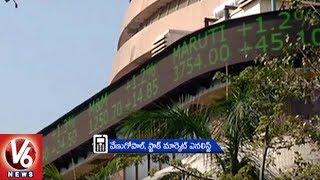 Stock Market: Sensex On A Roll After Crossing 35000- Nifty Near 10900  - netivaarthalu.com