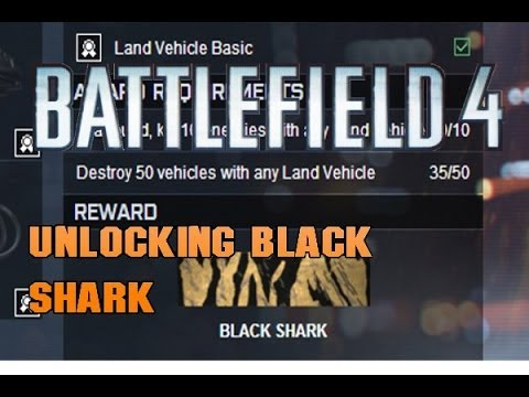 Black Shark Camo Bf4 Black Shark Camo