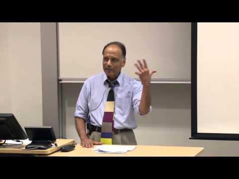 Wealth and Well-Being by Prof Sir Partha Dasgupta