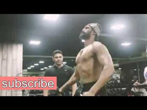 Bahubali 2 - Rana Daggubati Training thumbnail