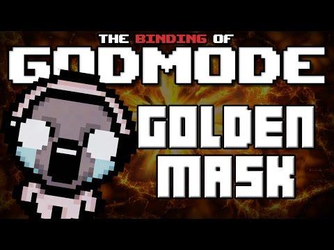 GODMODE - Masked Runs #2 - Golden Mask