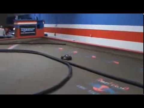 Cayden trying for the triple at Air Dawg RC Raceway Feb 2014