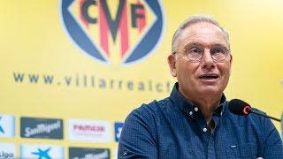 Rueda de prensa de Miguel Álvarez - 20 diciembre