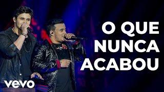 download musica Matheus & Kauan - O Que Nunca Acabou Ao Vivo