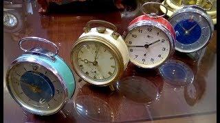 Đồng hồ báo thức Séc Slovaki-Shanghai-Kienzle