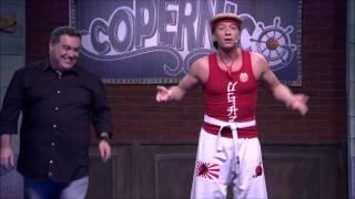 """Roberto Zambarelli """"UGAZ"""" Maestro di Karate Calabrese - Comedy Central Sky"""