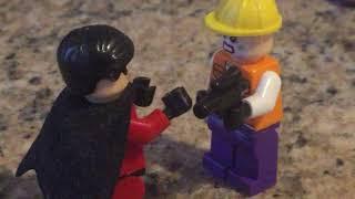 Lego Batman The Death Of The Joker