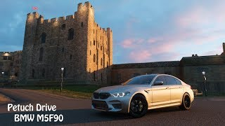 Forza Horizon 4 Realistic Driving and Drift - BMW M5 F90