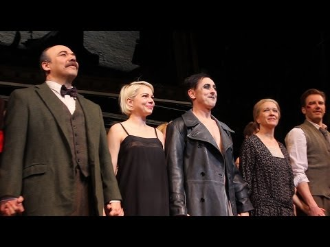 Opening Night: Alan Cumming and Michelle Williams Bring Cabaret Back to Broadway