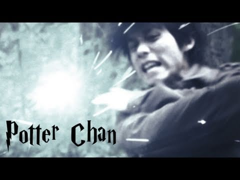Potter Chan - Hogwart's Action Hero