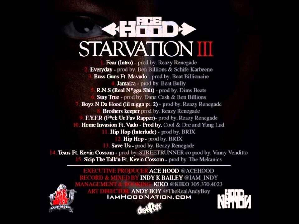 Ace hood starvation 3 full mixtape youtube