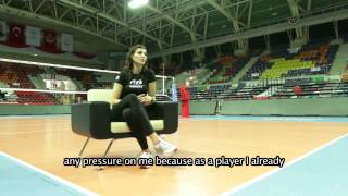 Olympic Feature - FIVB Hero Neslihan Darnel