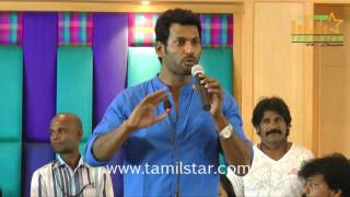 Paandavar Ani Thanks Giving Press Meet Part 2