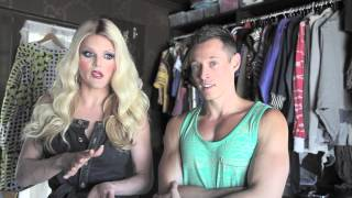 Drag Queen Glossary - Willam Belli & Davey Wavey!